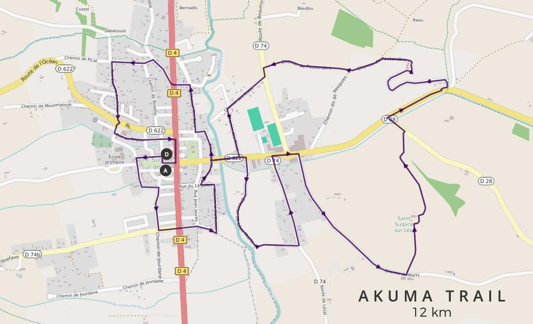 Akuma Trail