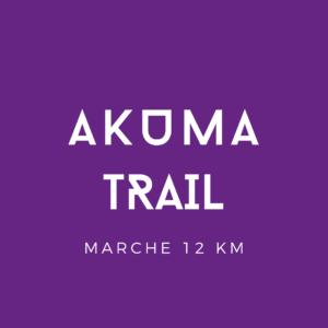 Akuma Trail course à Saint-Sulpice sur Lèze